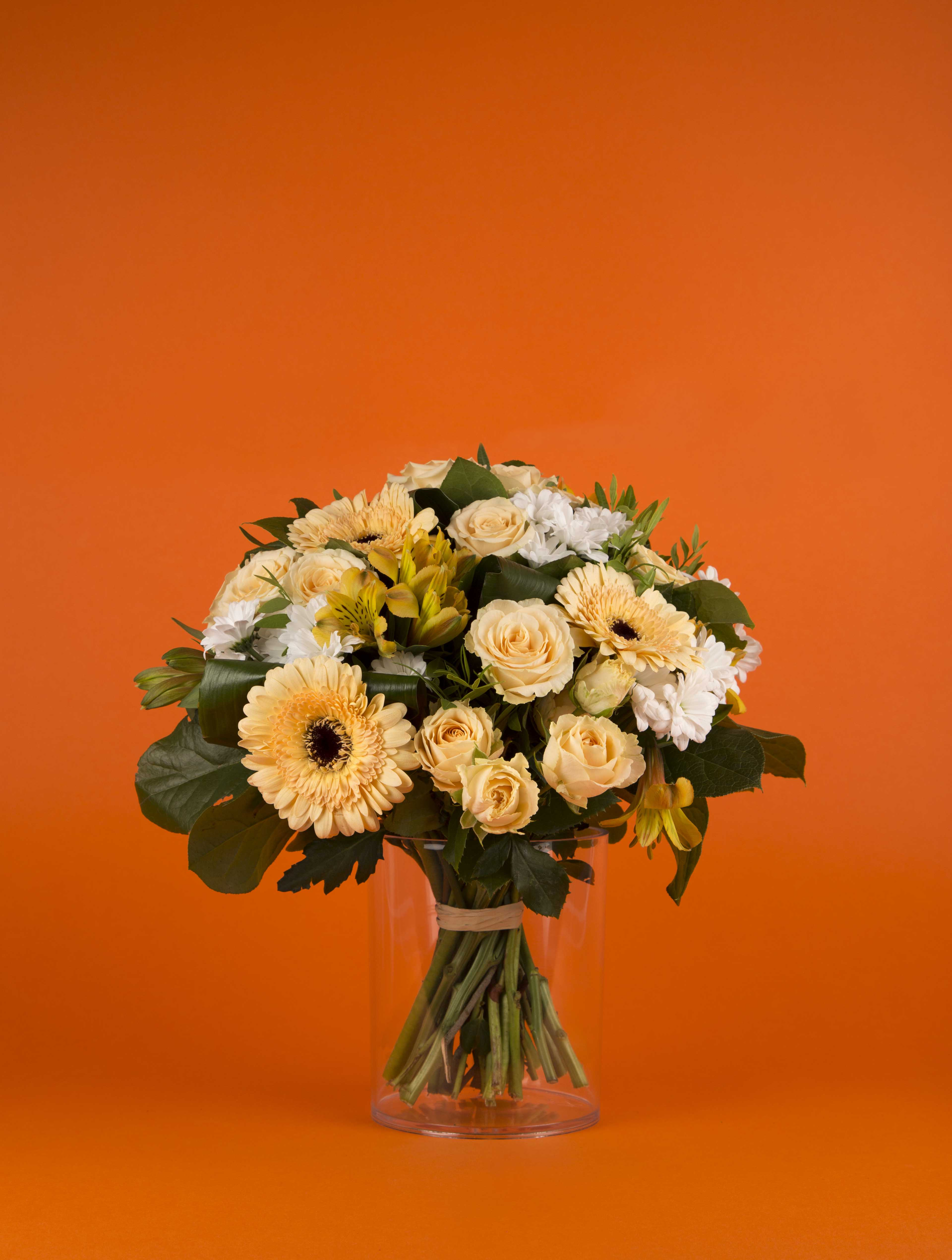 Bouquet de deuil - Dernier hommage