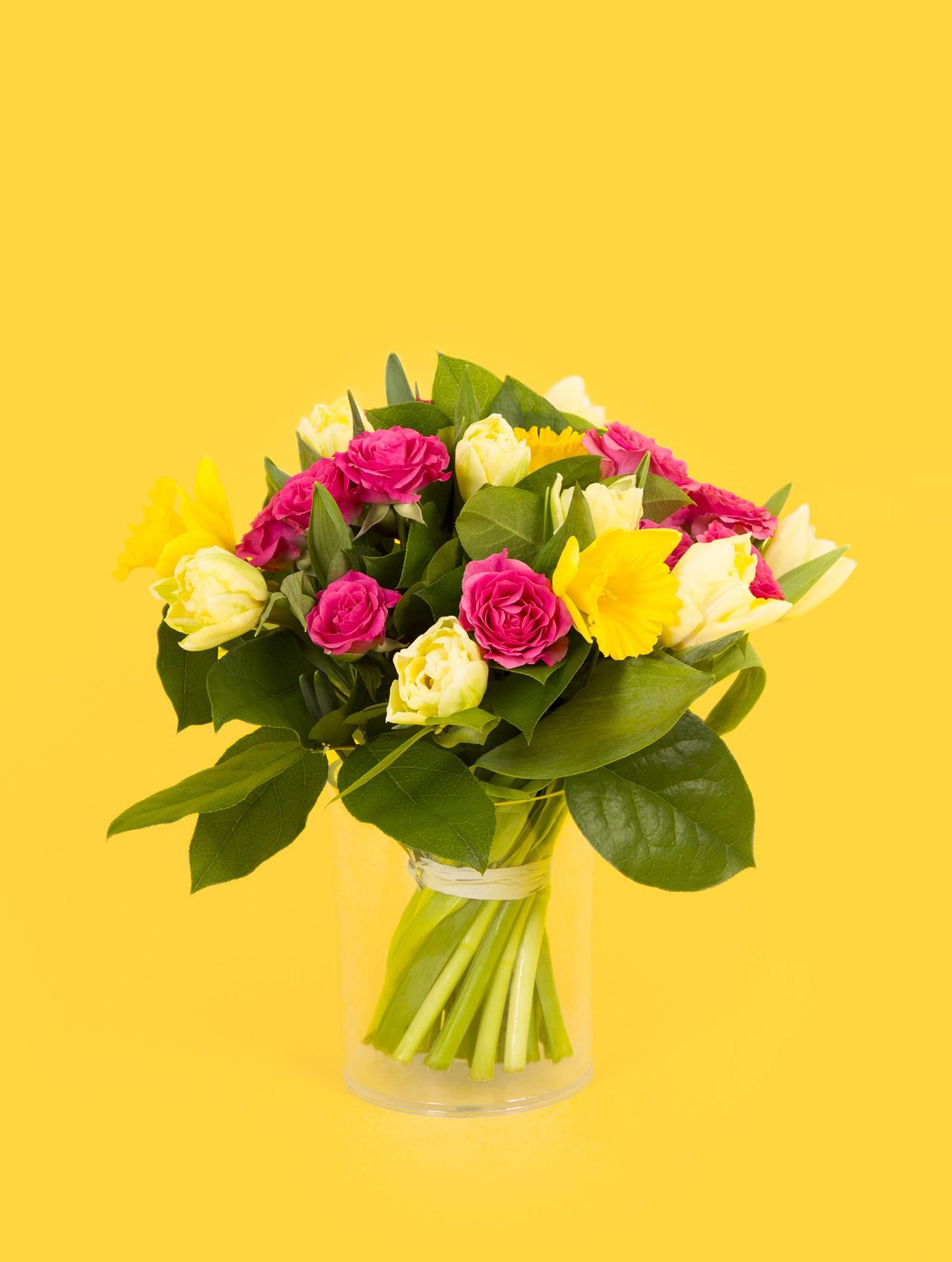 bouquet mamie câlin