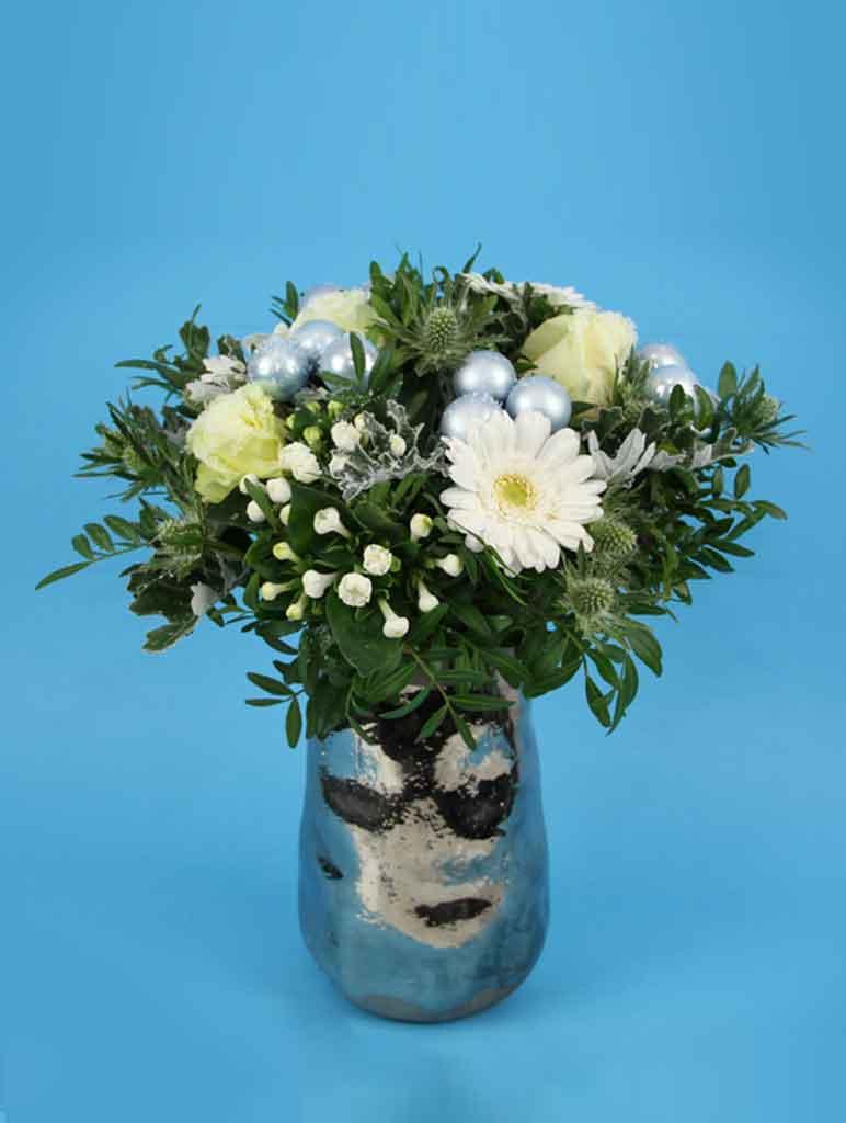 livraison bouquet de fleurs noel