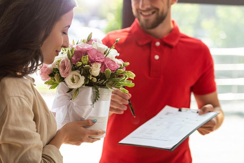 faire livrer des fleurs en ligne