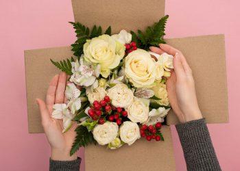 Abonnement livraison de fleurs à domicile tous les mois